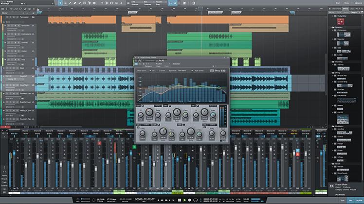 studio one mix